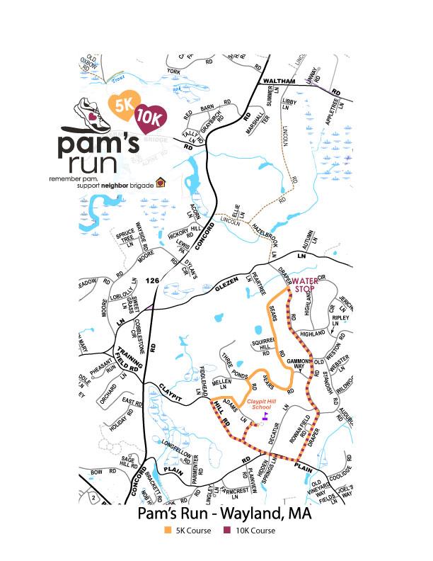 Pam's Run 5K
